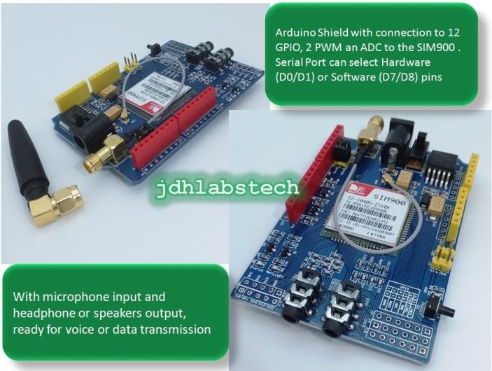 Arduino Voice Shield