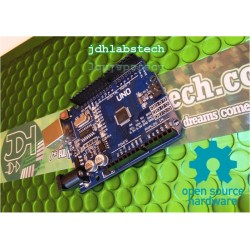 Uno Board + USB Cable 100% compatible with Arduino IDE