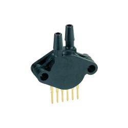 MPX5100DP Freescale Differential Integrated Silicon Pressure Sensor On-Chip Signal Conditioned 0 to 100 kPa (0 to 14.5 psi)