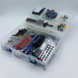 Uno Starter Kit ULTRA (100% Arduino IDE compatible)