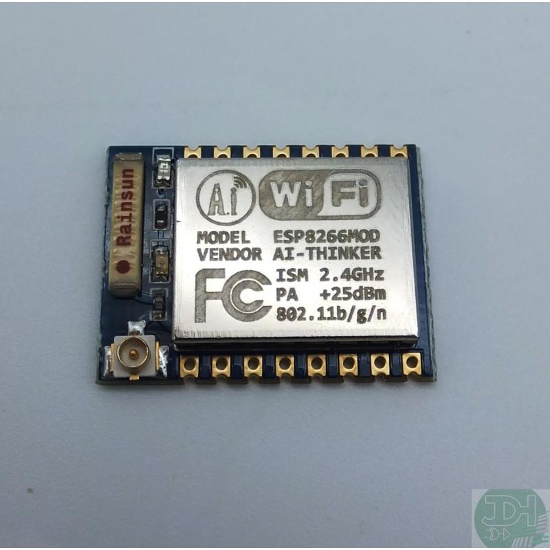 Esp8266 external antenna