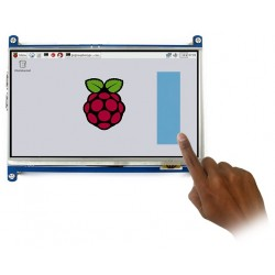 7-inch LCD TFT 1024*600 HDMI Touchscreen for Raspberry Pi