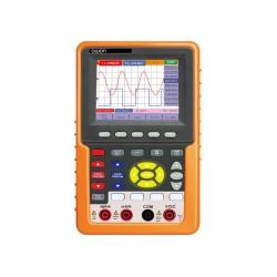 Handheld Digital Oscilloscope 2ch/100mhz +Multimeter +Briefcase HDS3102M-N