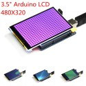 3.5-inch TFT color display module 320X480 high definition LCD screen shield for UNO Mega2560 DUE