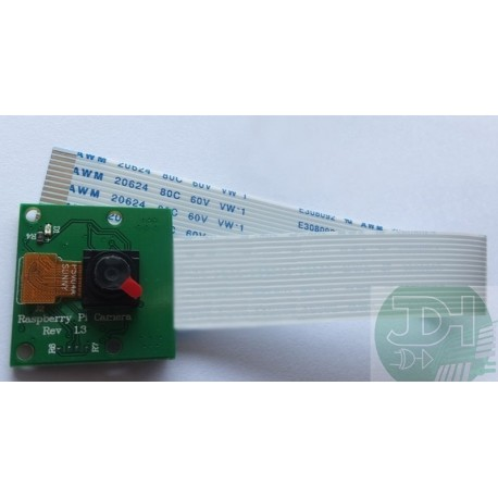 Cámara Digital Webcam Raspberry Pi - Pi Camera Board